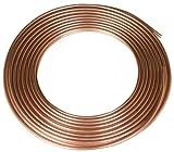 "Refrigeration Copper Tubing, 1/8"" x 50"
