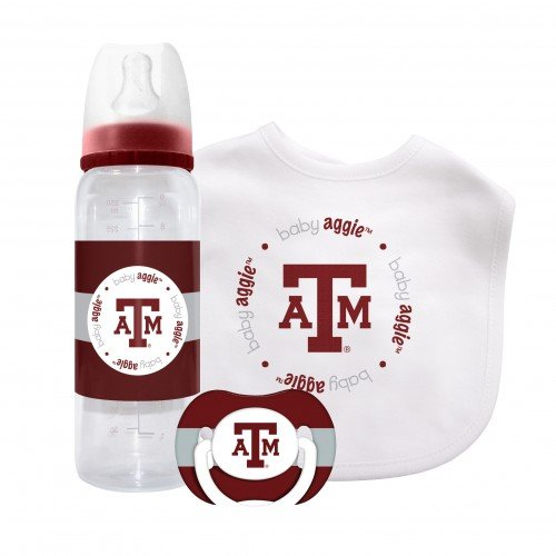 Baby Fanatic Gift Set, Texas A&M front-944602