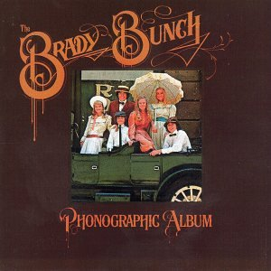 Original album cover of Phonographic Album by Brady Bunch