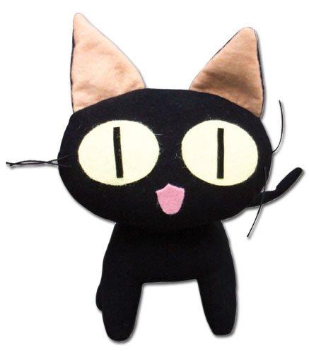 Trigun: Kuroneko (Black Cat) Plush front-248987