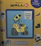img - for Wall E desliza / Disney Wall E Slidding Puzzle Book (Disney Pixar) (Spanish Edition) book / textbook / text book