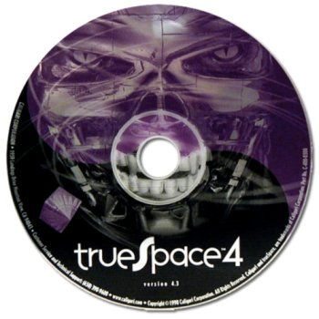 Buy trueSpace4   Low Price Discount