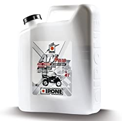 See Ipone Atv 4000 Motor Oil & Additive 5w40 (4l) Details