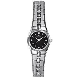 Accutron Women's 26P03 Lucerne Classic Diamond Bracelet Watch
