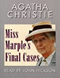 Miss Marple's Final Cases: Export Edition (0001053043) by Christie, Agatha