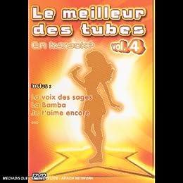 Le Meilleur Des Tubes En Karaoké - Vol. 4