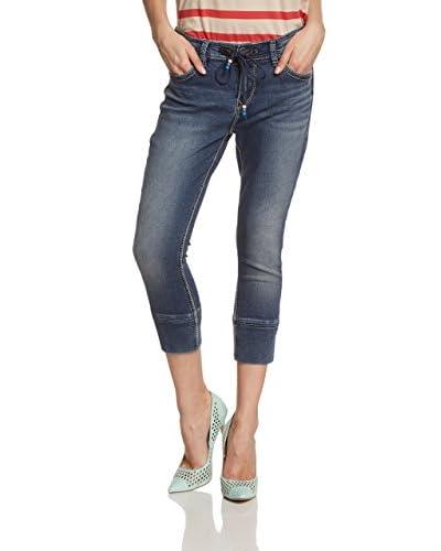 Silver Jeans Vaquero Capri