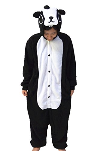 Animal Cosplay Costume Skunk Onesies Unisex-adult Pajamas Cartoon Sleepwear