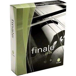 Finale 2006 Academic Version
