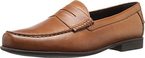 Cole Haan Men's Dustin Penny II British Tan Loafer 10.5 D (M) (Cole Haan Men Shoes Loafers compare prices)