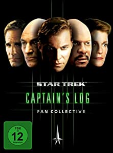 Star Trek - Captain's Log Fan Collective (5 DVDs)