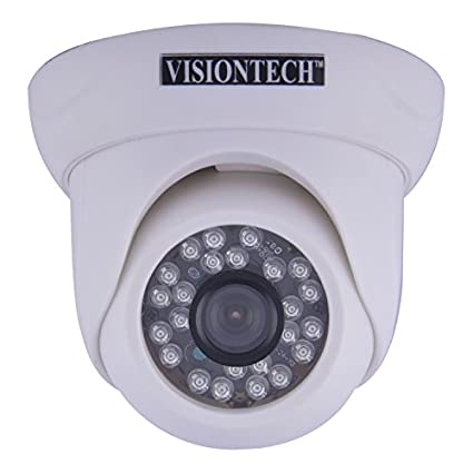 Visiontech 1.3MP 24 IR AHD IR Dome CCTV Camera