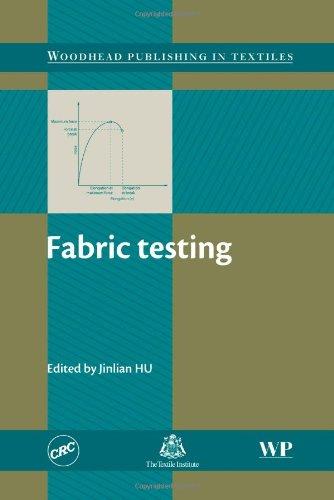 Fabric Testing (Woodhead Textiles Series)