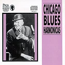 Chicago Blues Harmonicas