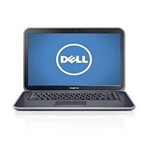"Dell Inspiron 15Z Intel Core i5 1.8GHz 6GB 500GB+32GB SSD DVD 15.6"" W8 (Silver)"