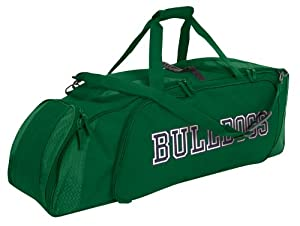 Champro Premium Player's Bag (Forest Green, 36 x 8 x 15)