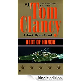 Debt of Honor (A Jack Ryan Novel)
