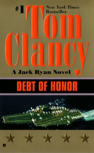 Debt of Honor by Tom Clanc