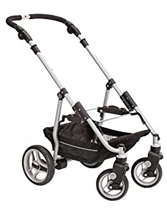 Teutonia T-160 Stroller Chassis with Metro Wheels