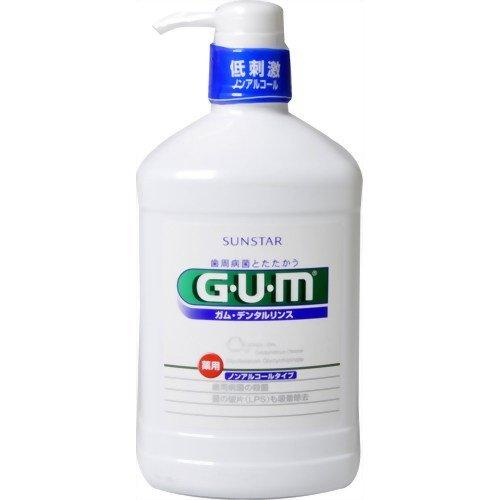 GUM デンタルリンス NA 960ml