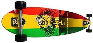 """Krown City Surf Longboard Skateboard 9"""" x 46"""" from Krown"""