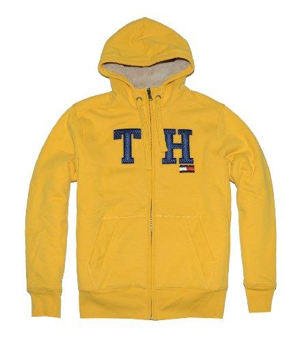 Tommy Hilfiger Men Fashion Fur Lined Big Logo