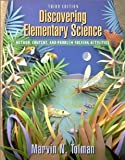 img - for Discovering Elementary Science: Method, Content, and Problem-Solving Activities (3rd Edition) [Paperback] [2001] 3 Ed. Marvin N. Tolman book / textbook / text book