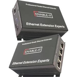 The Enable-it 860 Single-line Ethernet Extender Is The Only Solution To Simultan