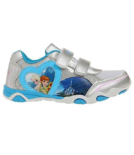 Disney Frozen - Il regno di ghiaccio Ragazze Sneakers - blu - 23