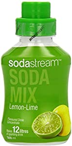 Sodastream 30031900 Concentre Saveur pour Machine à Soda Limonade 500 ml