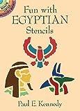Fun with Egyptian Stencils (Dover Stencils)