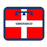 Italy Region - Piedmonte, Grignasco Mouse Pad