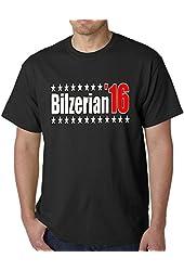 BeWild Brand® - Full Color Bilzerian '16 - Vote For Bilzerian For President in 2016 Mens T-shirt