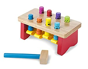 Melissa & Doug Deluxe Pounding Bench Activity Center