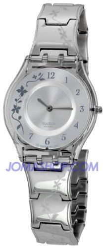 Swatch Skin Classic Climber Flowery Ladies Watch SFK300G