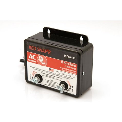 Red Snap'R Eac10A-Rs 10 --Acre Ac Low Impedance Charger