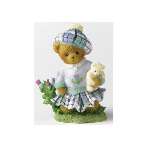 Cherished Teddies - Elsbeth New For 2011 - Scottish