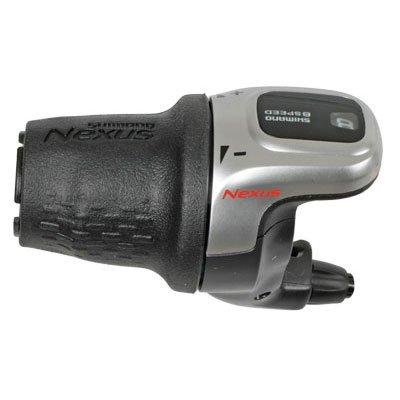Shimano Nexus-RevoShifter SL-8S20 Right Shifter - 8-Speed Black