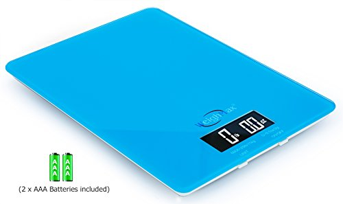 Tempered Glass Digital Food Kitchen Scale