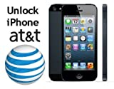 iPhone Factory Unlock Code Service for At&t USA iPhone 3g, 3gs, 4, 4s, 5
