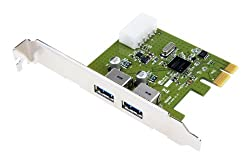 Transcend USB 3.0 Adapter PCIE for Desktop PC (TS-PDU3)