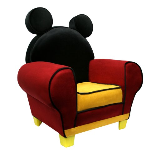 Genial Disney Chair, Mickey Mouse Review