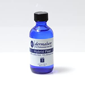 Hybrid Peel - 30% Lactic Acid, 10% Salicylic Acid 1oz. 30ml (Level 1 pH 2.4)
