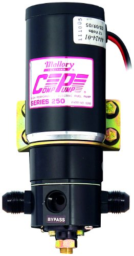 Mallory 5250 High Performance Electric Fuel Pump