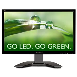 ViewSonic VA1912M-LED 19-Inch Screen LED-Lit Monitor