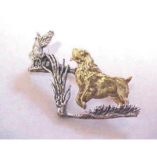 Sussex Spaniel Breed Origin Pin