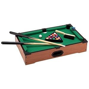 Club Fun Tabletop Executive Pool Table
