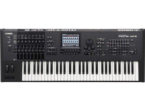 ミュージックシンセサイザー MOTIF XF6