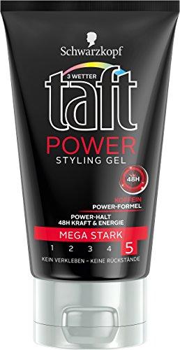 drei-wetter-taft-power-styling-gel-mega-starker-halt-5er-pack-5-x-150-ml