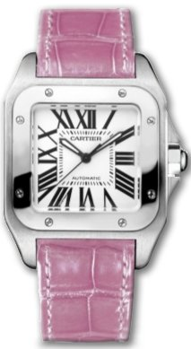Cartier Santos 100 Unisex Watch W20126X8